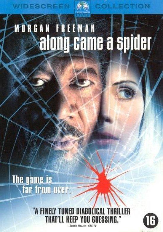 Cover van de film 'Along Came A Spider'