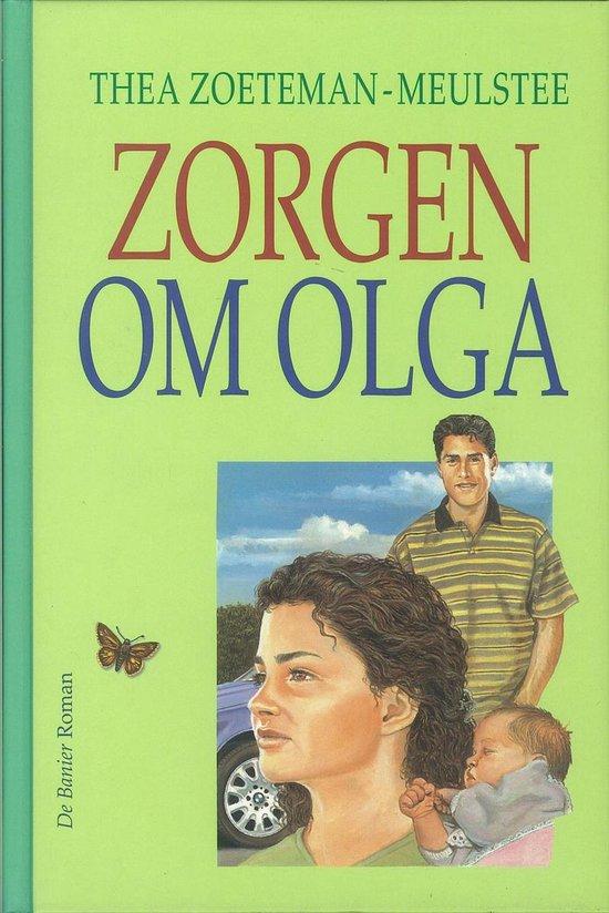 Vlinderreeks - Zorgen om Olga - Thea Zoeteman-Meulstee  
