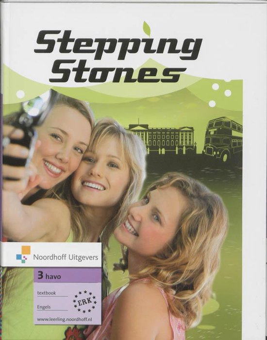 Textbook Havo 3 Stepping Stones - none | Readingchampions.org.uk
