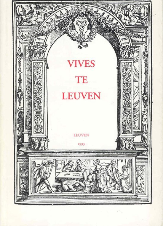 Supplementa humanistica lovaniensia 8: vives te leuven - none |