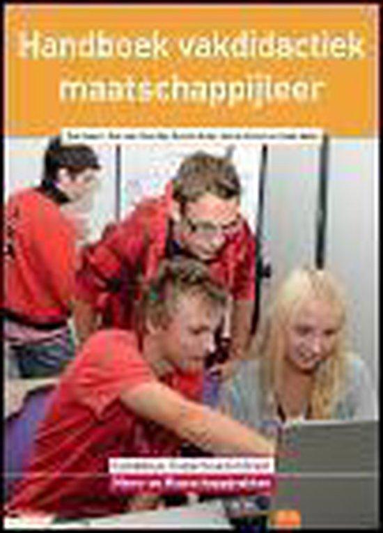 Handboek vakdidactiek maatschappijleer - t. Olgers | Fthsonline.com