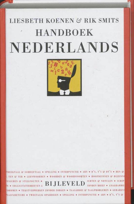 Handboek Nederlands - L. Koenen   Fthsonline.com