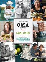 Boek cover Zoals alleen oma dat kan van Danny Jansen (Hardcover)