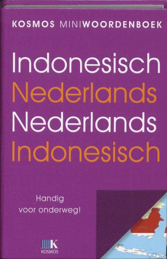 Indonesisch- Nederlands / Nederlands - Indonesisch - Onbekend |