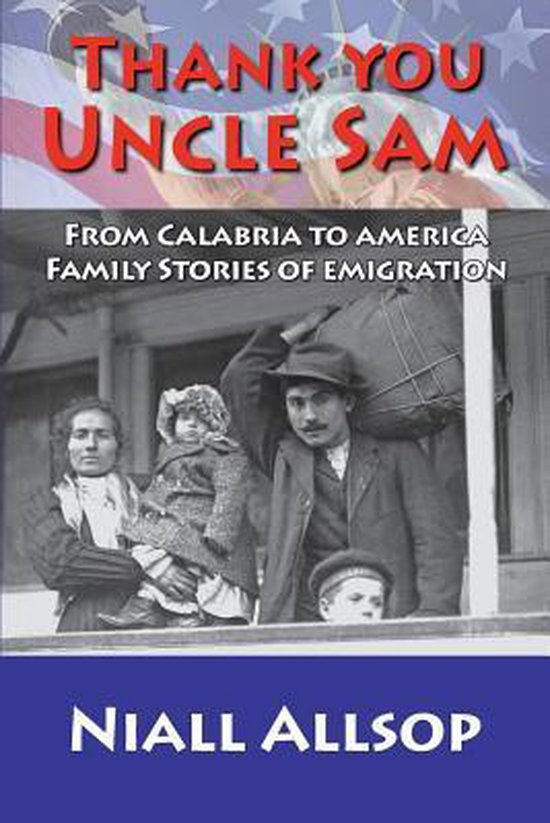 Boek cover Thank You Uncle Sam van Niall Allsop (Paperback)