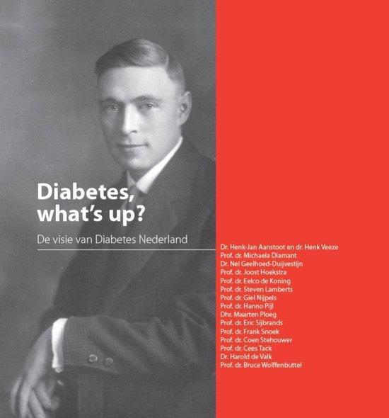 Diabetes, what's up? - Guido van de Wiel |