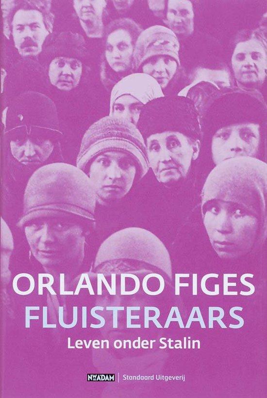 Fluisteraars - O. Figes |
