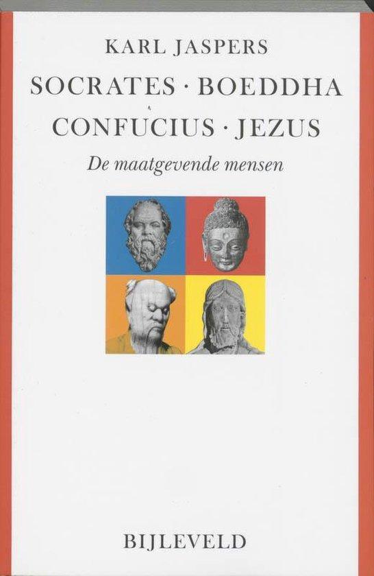 Socrates - Boeddha -.Confucius - Jezus - De maatgevende mensen - Karl Jaspers | Readingchampions.org.uk