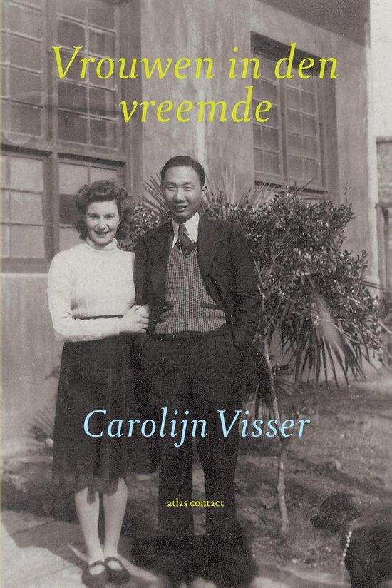 Boek cover Vrouwen in den vreemde van Carolijn Visser (Paperback)