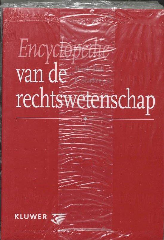 Encyclopedie van de rechtswetenschap - Henders Franken |