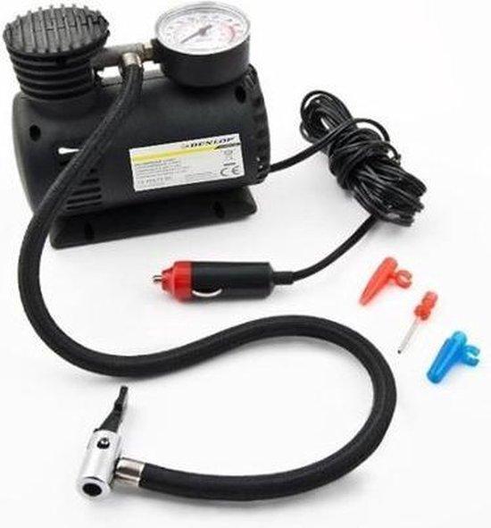 All ride Compressor Pomp - 12 V - 17 Bar - Luchtpomp