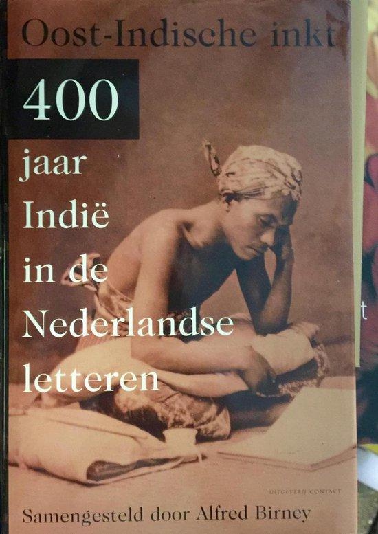 Boek cover Oost-indische inkt van Alfred Birney (Hardcover)