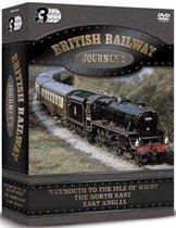 British Railway Journeys Triple Pack Dvd