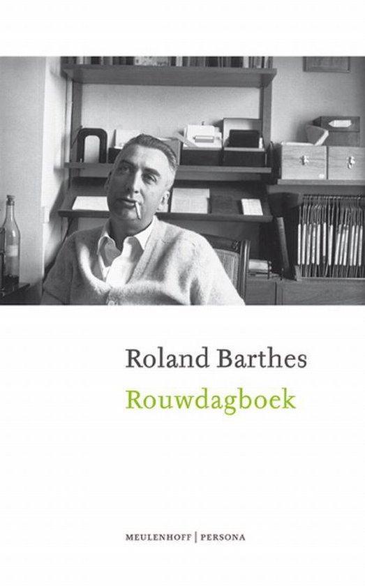 Boek cover Rouwdagboek van Roland Barthes (Hardcover)