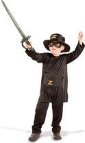 Zorro 5delig Maat S