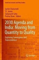 2030 Agenda and India