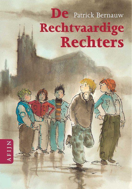 Boek cover Rechtvaardige Rechters van Patrick Bernauw (Hardcover)