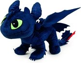 How to train the dragon knuffel tandloos 40 cm