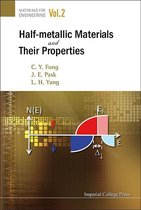 Omslag Half-metallic Materials And Their Properties