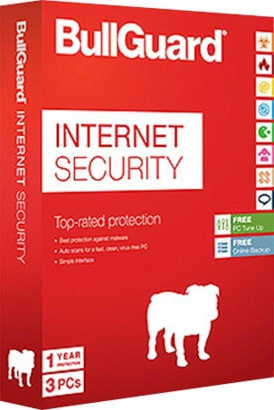 Bullguard Internet Security 1 apparaat Windows - 1 jaar