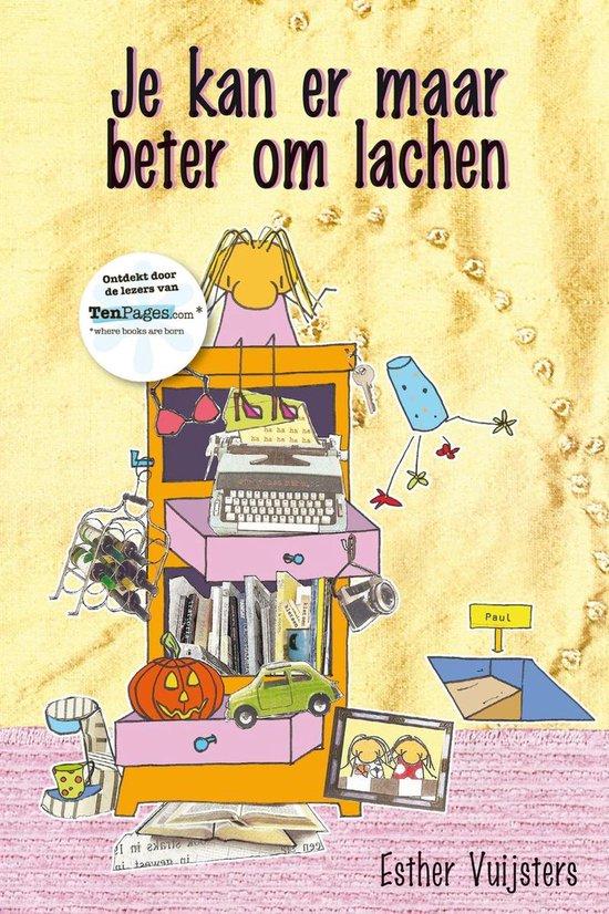 Je kan er maar beter om lachen - Esther Vuijsters |
