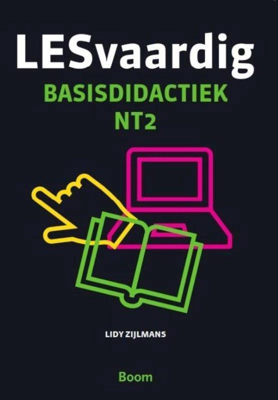 Boek cover Lesvaardig van Lidy Zijlmans (Paperback)