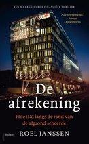 Boek cover De afrekening van Roel Janssen (Onbekend)