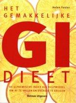 Boekomslag van 'Het Gemakkelijke Gi Dieet'