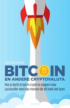 Boek cover Bitcoin en andere cryptovaluta van Gert-Jan Lasterie