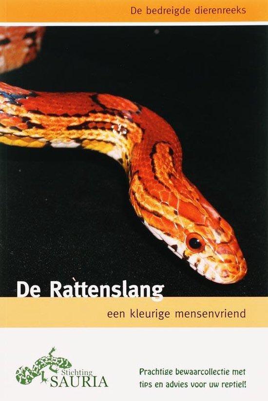 De Bedreigde Dierenreeks 4 - De Rattenslang - D.E. Herpin |
