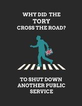 Why Did the Tory Cross the Road? to Shut Down Another Public Service