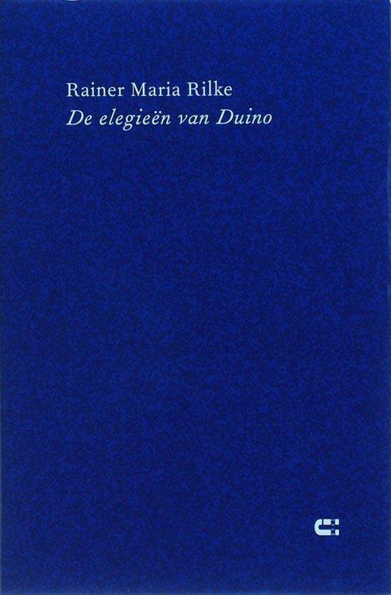 Boek cover De elegieen van Duino van Rainer Maria Rilke (Hardcover)