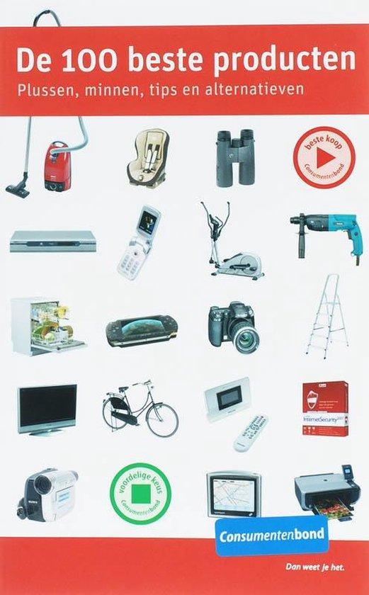 De 100 Beste Producten - Consumentenbond |