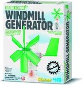 4M Kidzlabs Green Science - Windmolen Generator