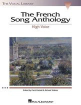 Boek cover The French Song Anthology van