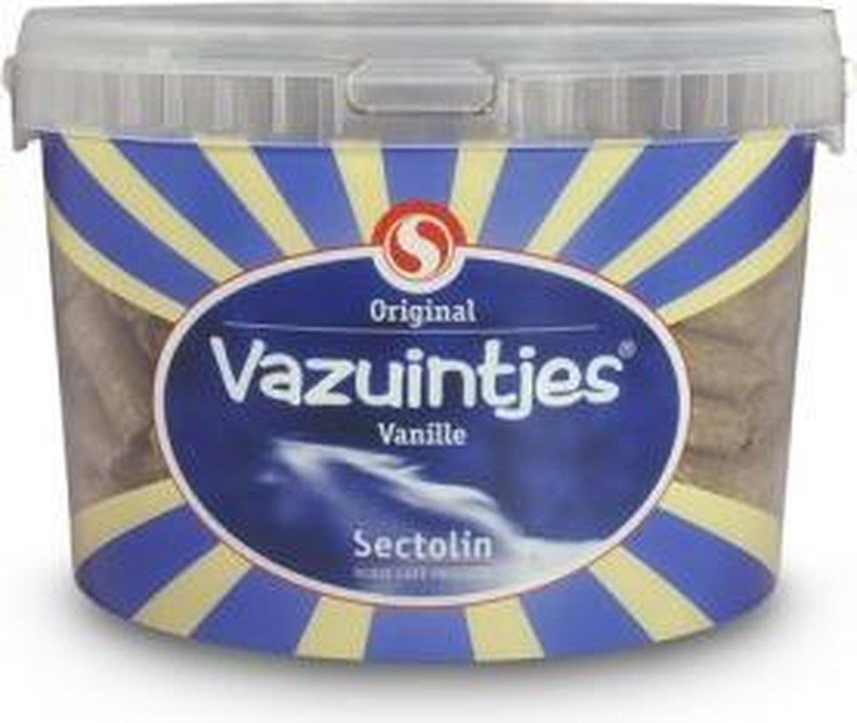 Sectolin Vazuintjes Paardensnoepjes - 2 kg - Sectolin