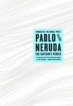 Boek cover The Captains Verses: Love Poems van Pablo Neruda