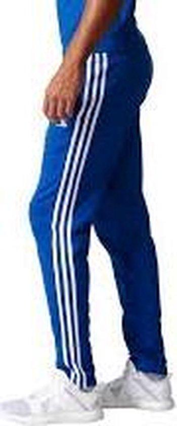 bol.com | Adidas Heren Joggingbroek met rechte pijp - Kobalt ...