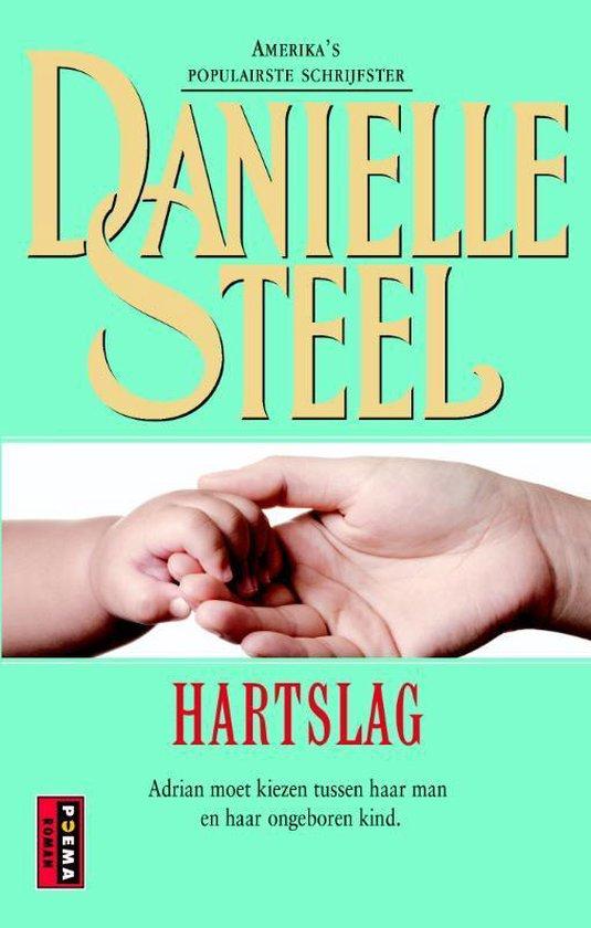 Cover van het boek 'Hartslag' van Danielle Steel