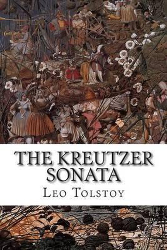 Boek cover The Kreutzer Sonata van Leo Tolstoy (Paperback)