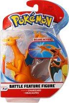 Pokémon Battle Feature Speelfiguur - Charizard 11 cm