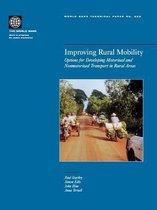 Improving Rural Mobility