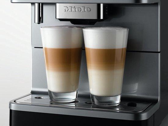 Miele CM 6350 Espressomachine Lotuswit