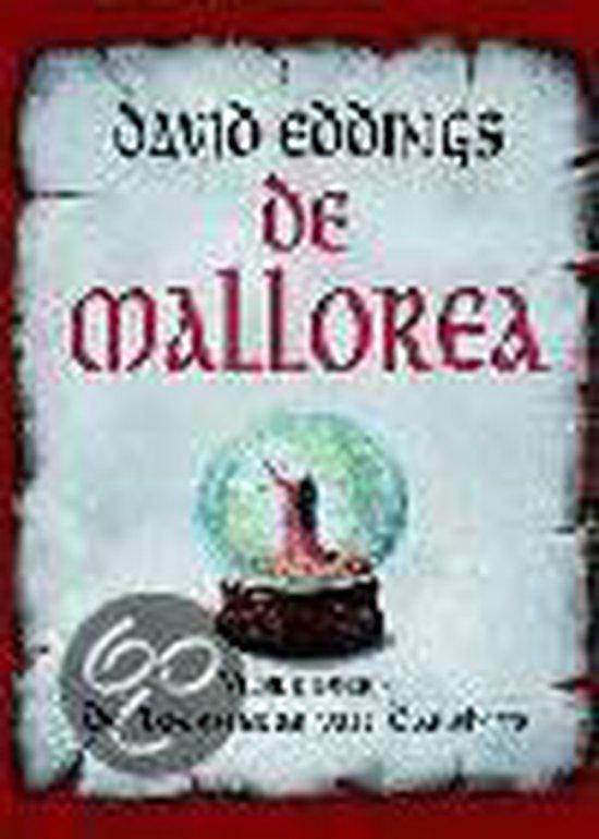 Cover van het boek 'De Mallorea / 4 De Tovenares van Darshiva' van David Eddings