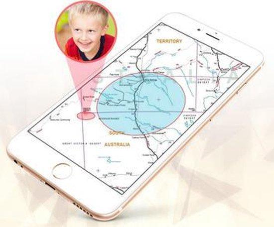 Reptrek® GPS tracker met kind / senioren volgsysteem en afdwaalalarm