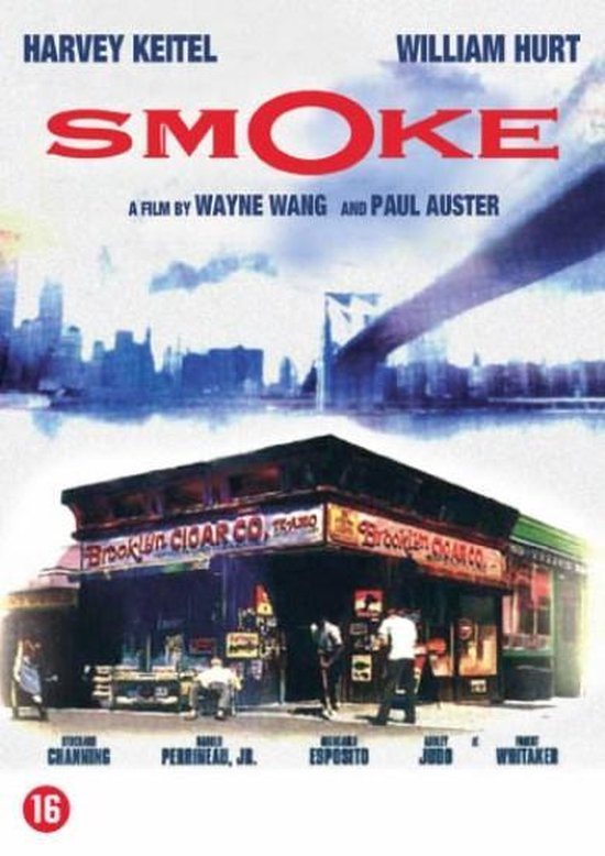 Cover van de film 'Smoke'