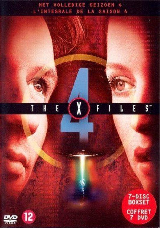 Cover van de film 'X Files'