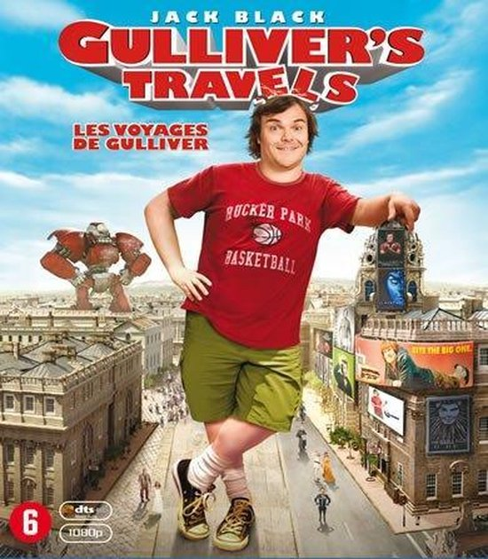 Cover van de film 'Gulliver's Travels'