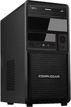 COMPUGEAR Premium PC8400-16SH - Core i5 - 16GB RAM - 240GB SSD - 1TB HDD - Desktop PC