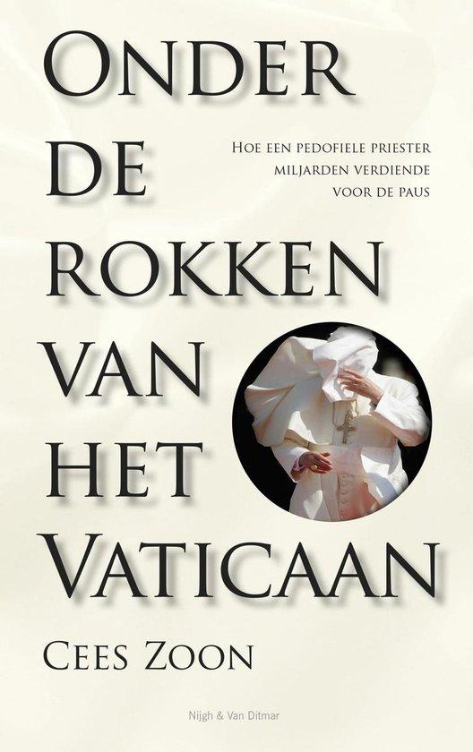 Onder de rokken van het Vaticaan - Cees Zoon  